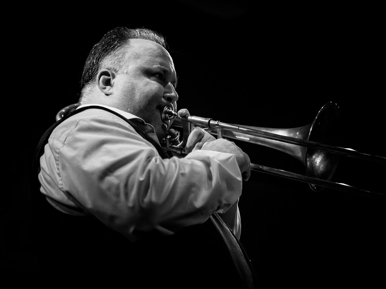 Papa Binnes Jazzband IV