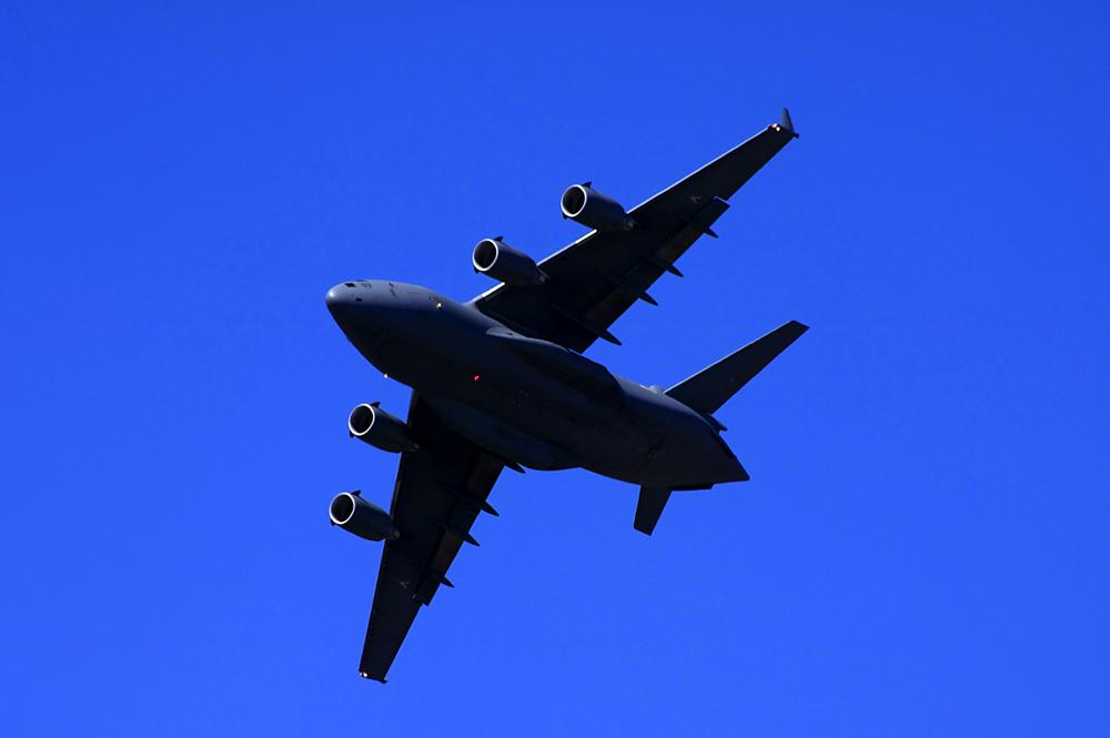 Papa McDonnell Douglas C-17