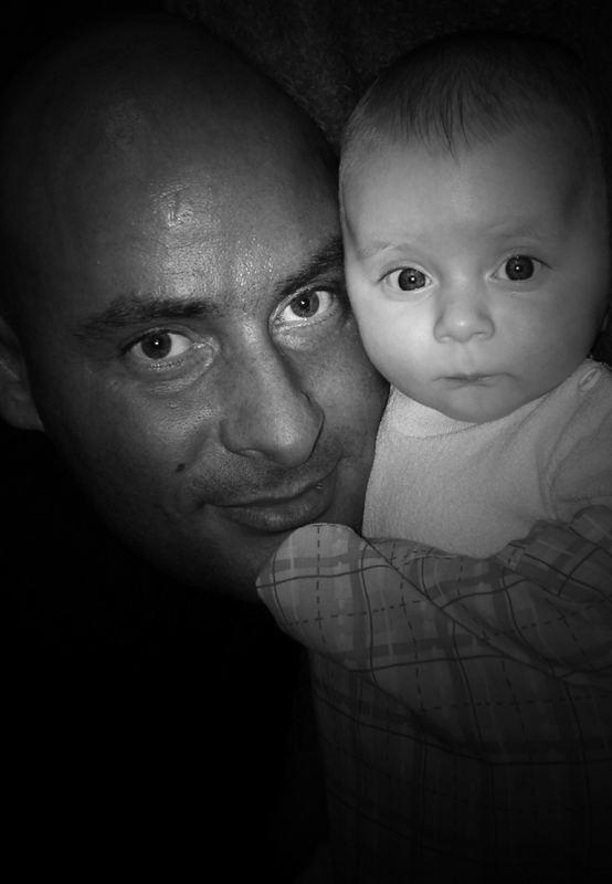 Papa und Tochter / Padre e Figlia