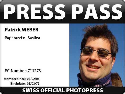 Paparazzi di Basilea