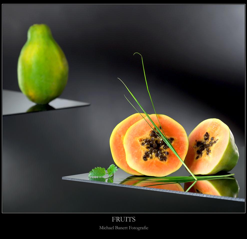 papaya foto bild stillleben essen trinken obst gem se bilder auf fotocommunity. Black Bedroom Furniture Sets. Home Design Ideas