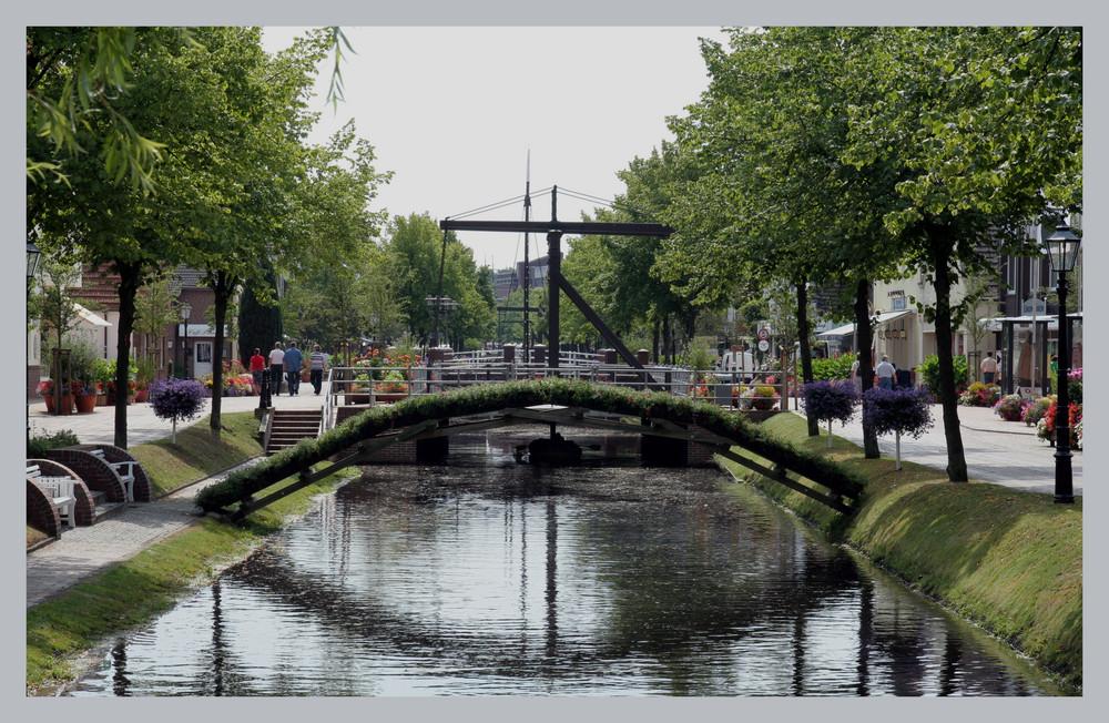 Papenburg - Hauptkanal