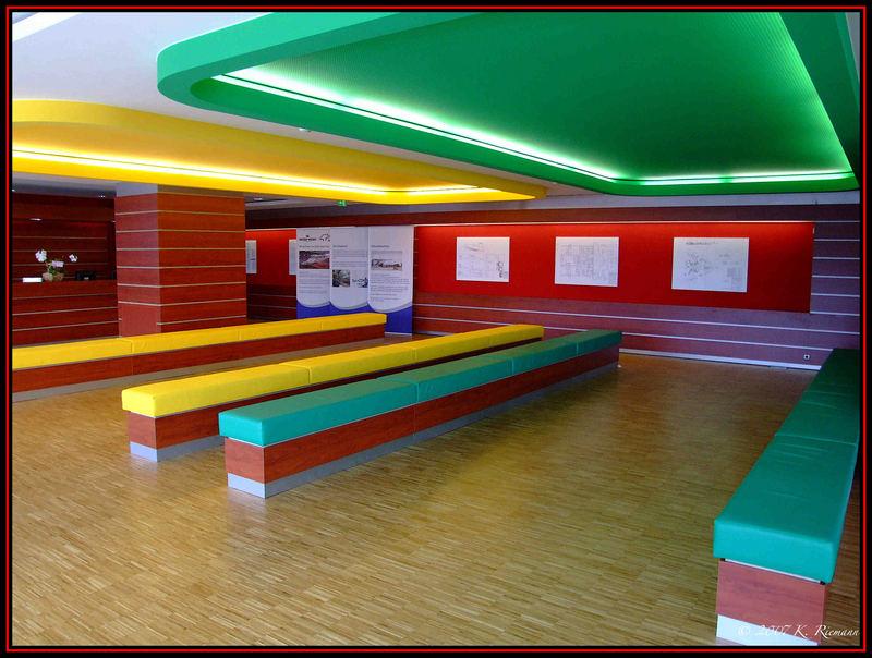 Papenburger Meyerwerft- Besucherzentrum