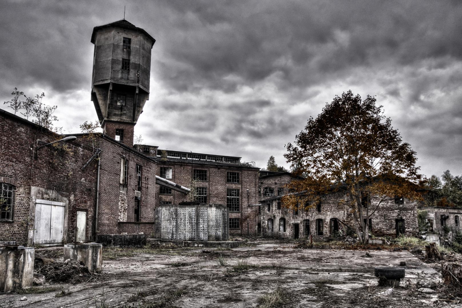 Papierfabrik DDR