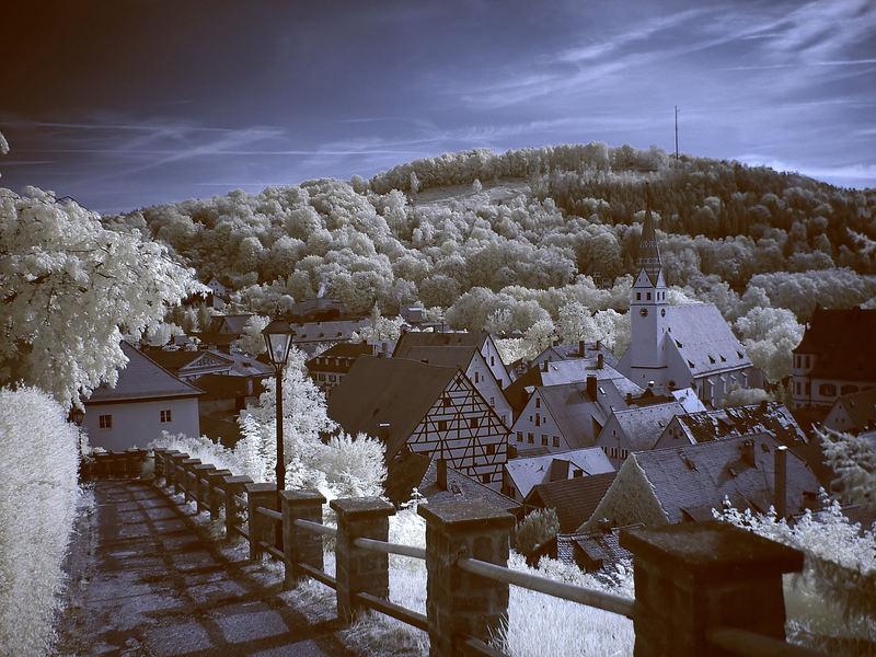 Pappenheim an der Altmühl I