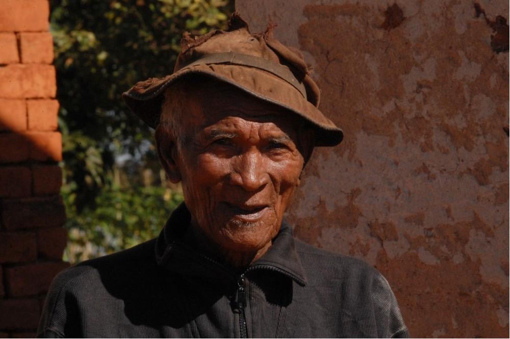 papy du village mahabo madagascar