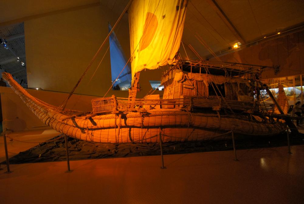 Papyrusboot Ra II