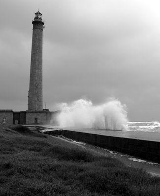 Par Vent D'Amont ( vent du nord-est dans le Cotentin )