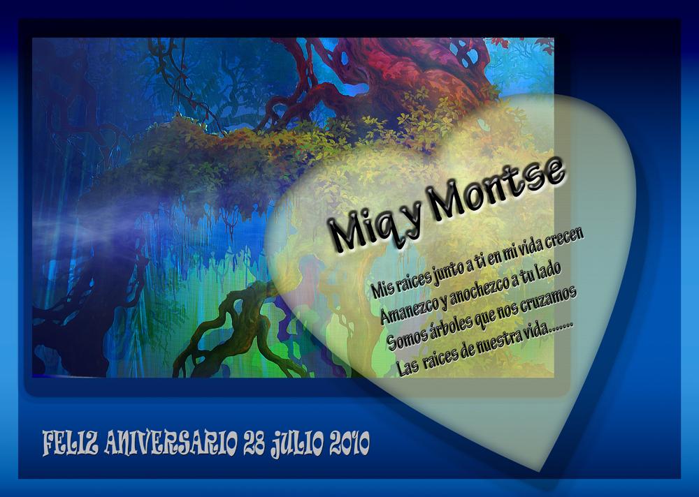 Para Miq y Montse