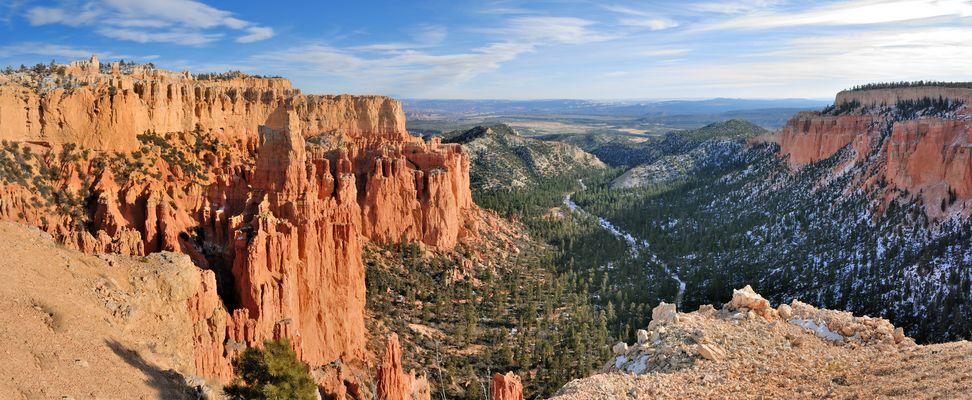 Para View im Bryce Canyon