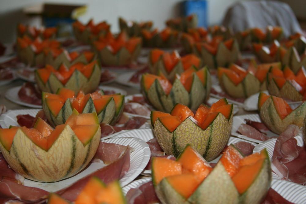parade de melons....