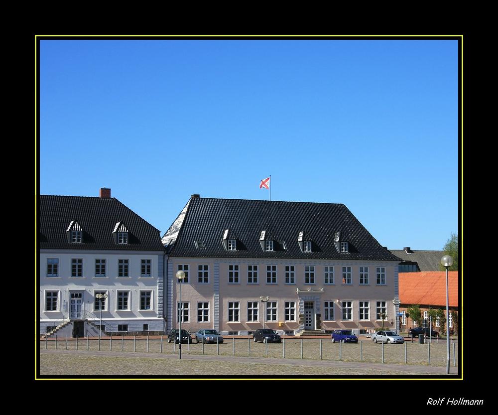 Paradeplatz in Rendsburg II