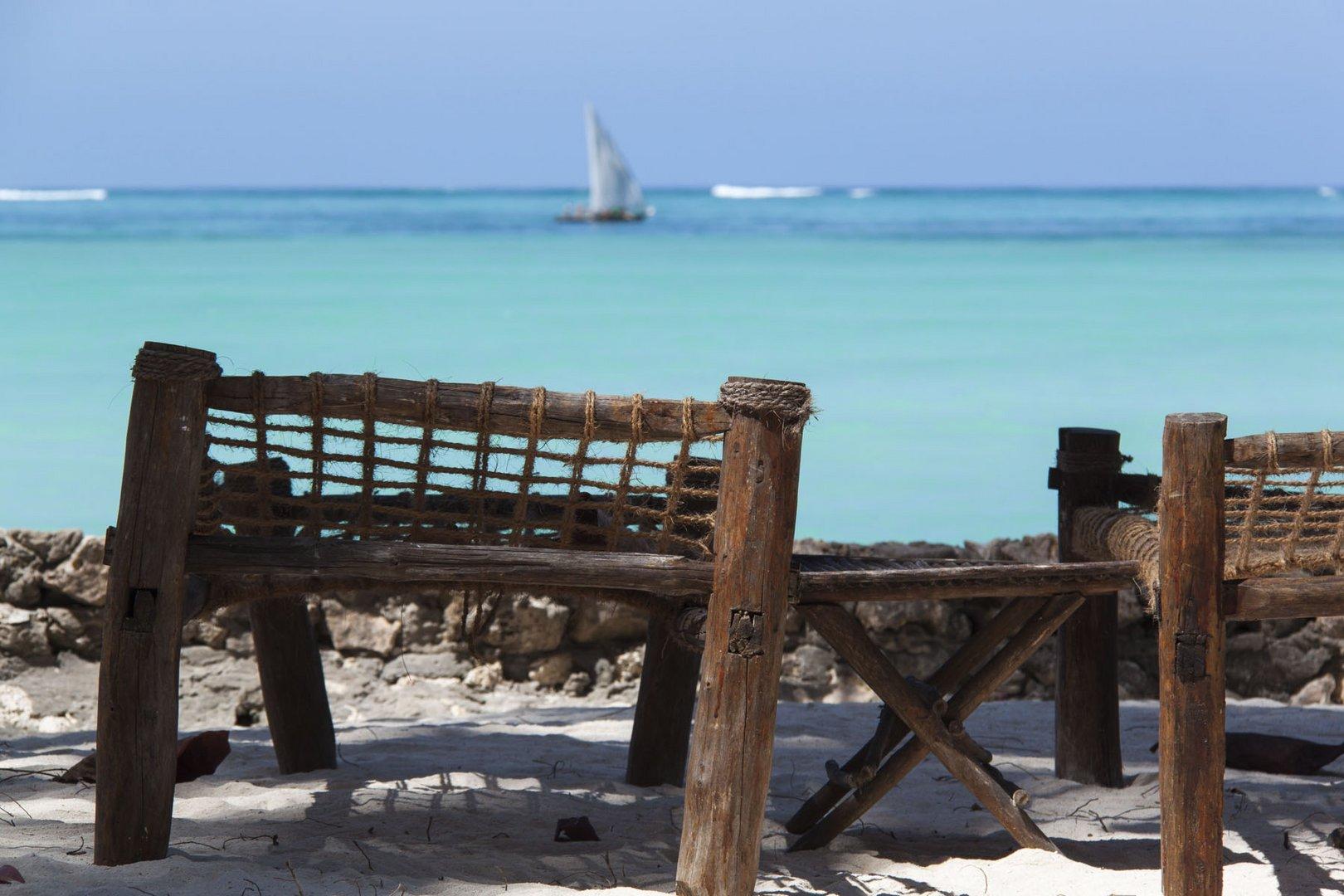 Paradies auf Zanzibar