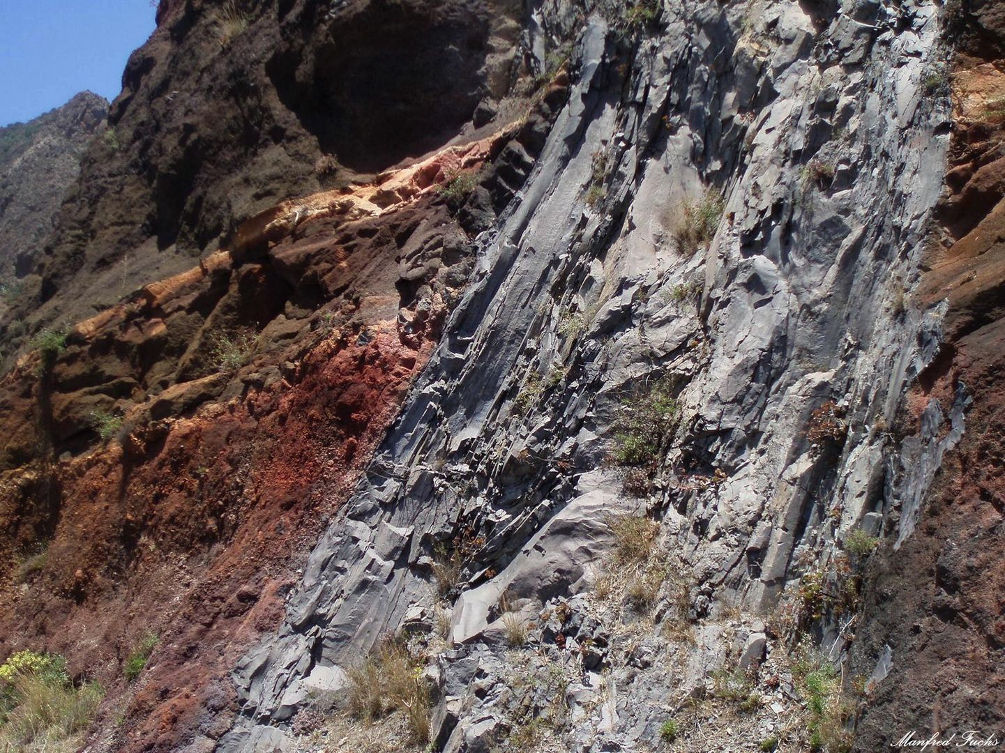 Paradies für Geologen