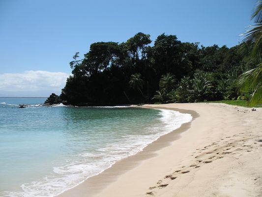 Paradiesischer Strand von Punta Sal