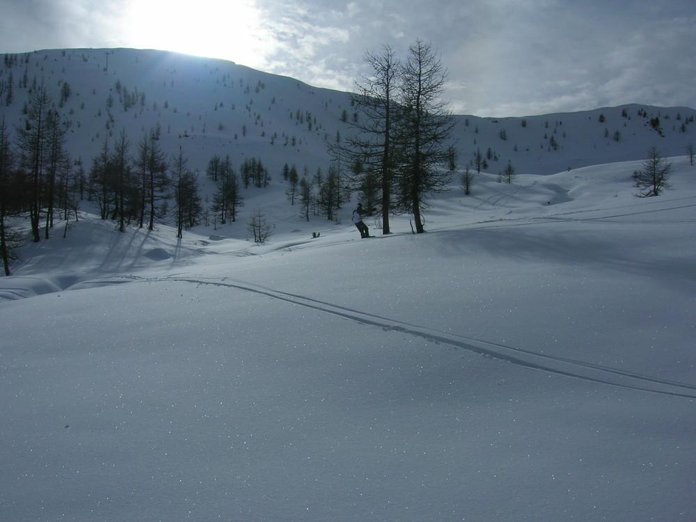 Paradis blanc…