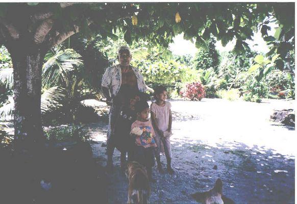 Paradise, Samoa