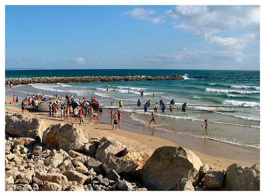 Paradiso perduto Costa de Caparica Portogallo