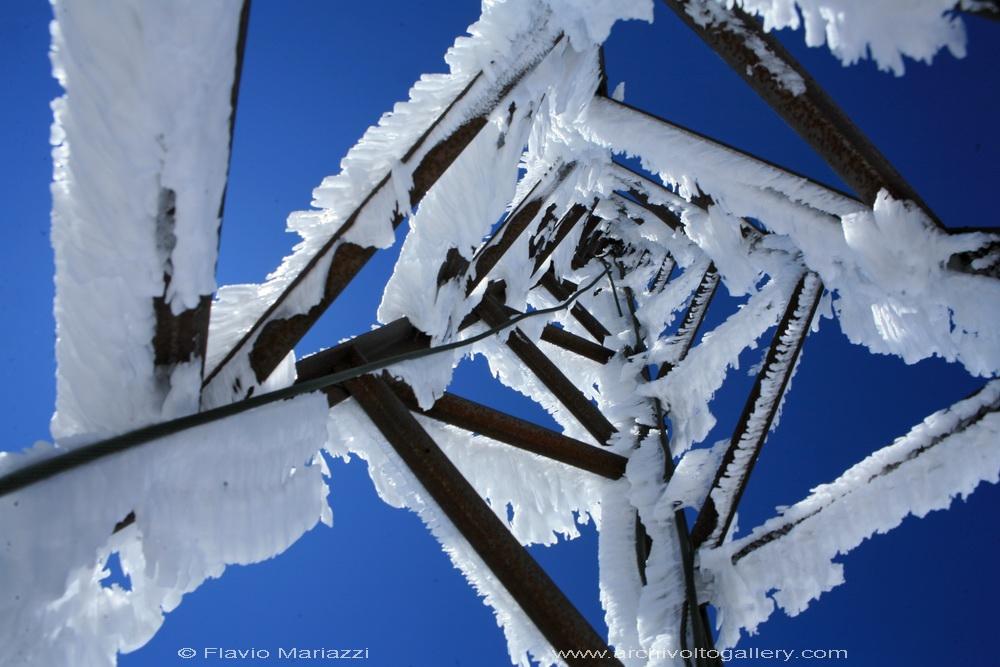 Parafulmine congelato