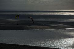 Paragliding an der Dune du Pyla