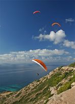Paragliding @ Malle II
