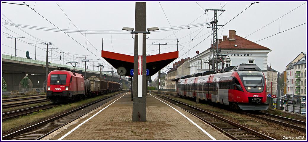 Parallelausfahrt Nußdorf