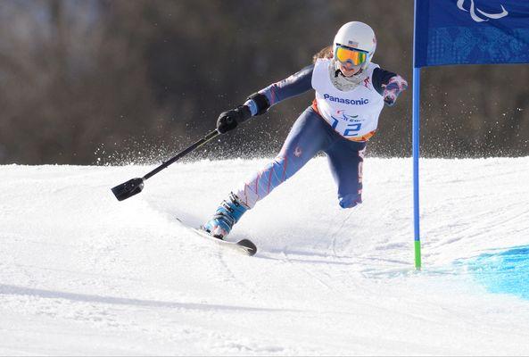 Paralympics Sochi 2014 - Stephanie Jallen (USA)