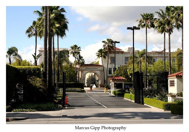 Paramount Studios - Hollywood