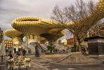 Parasol in Sevilla