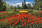 Parc de l'Indépendance à Morges (Suisse)