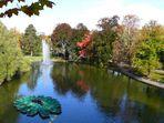 parc de l'Orangerie Strasbourg