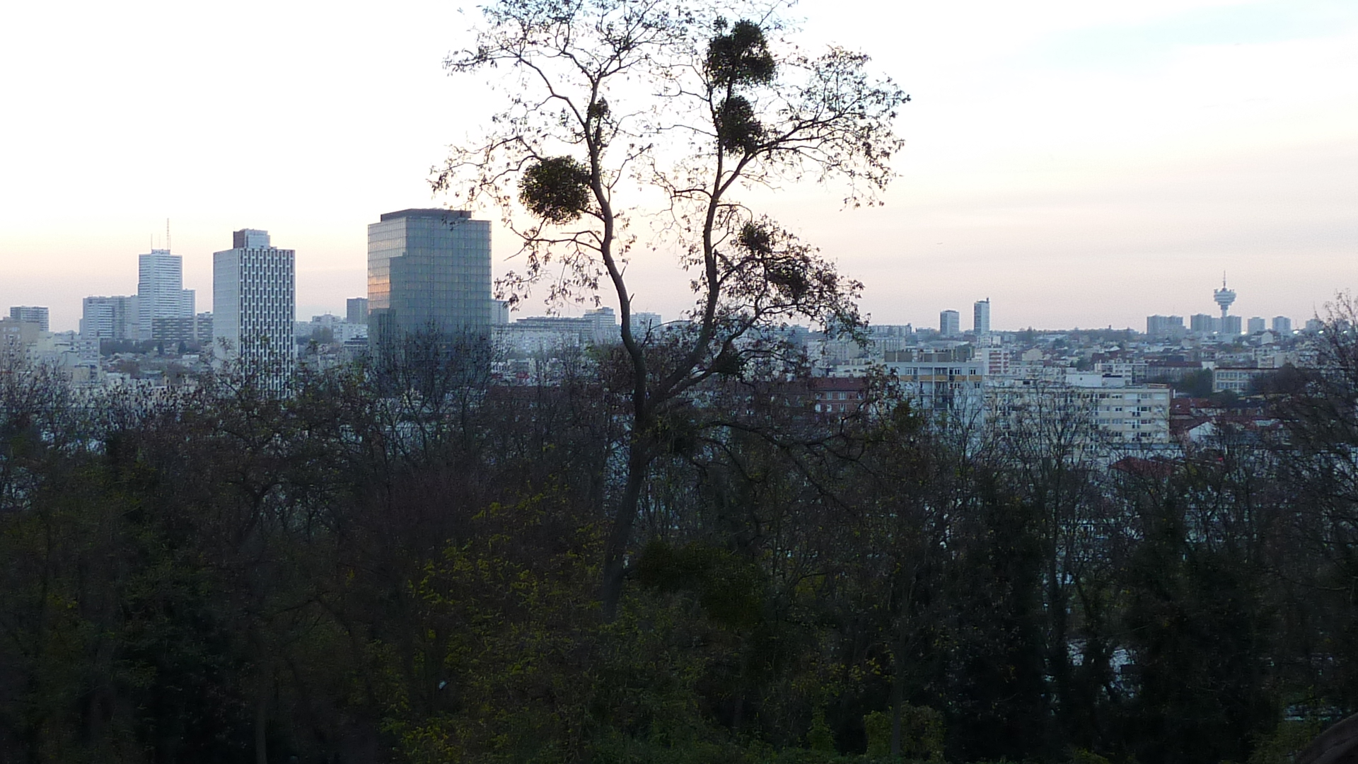 Parc des Beaumonts