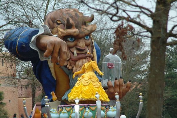 Parc Disneyland Parade