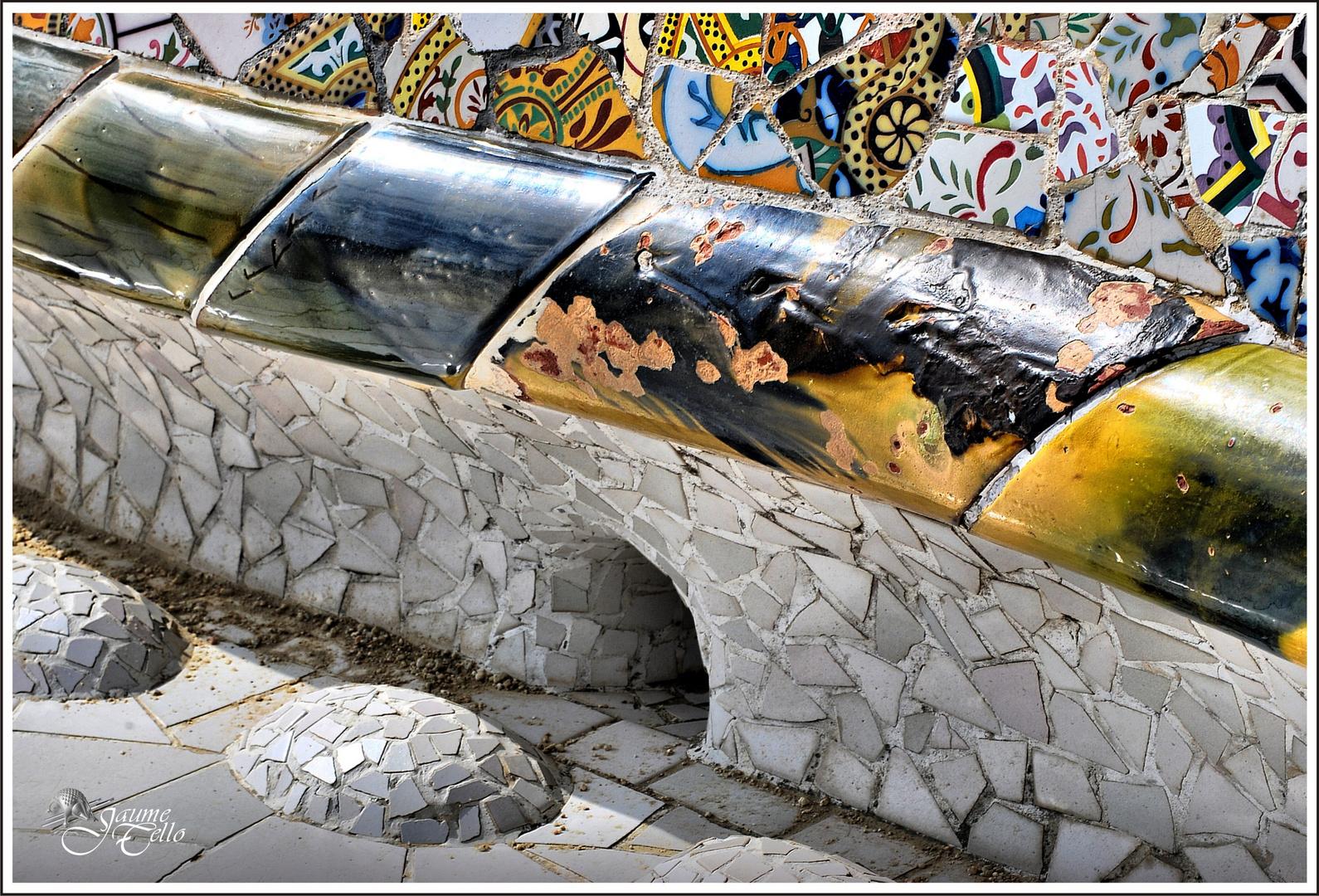 Parc Güell de Gaudí (2)