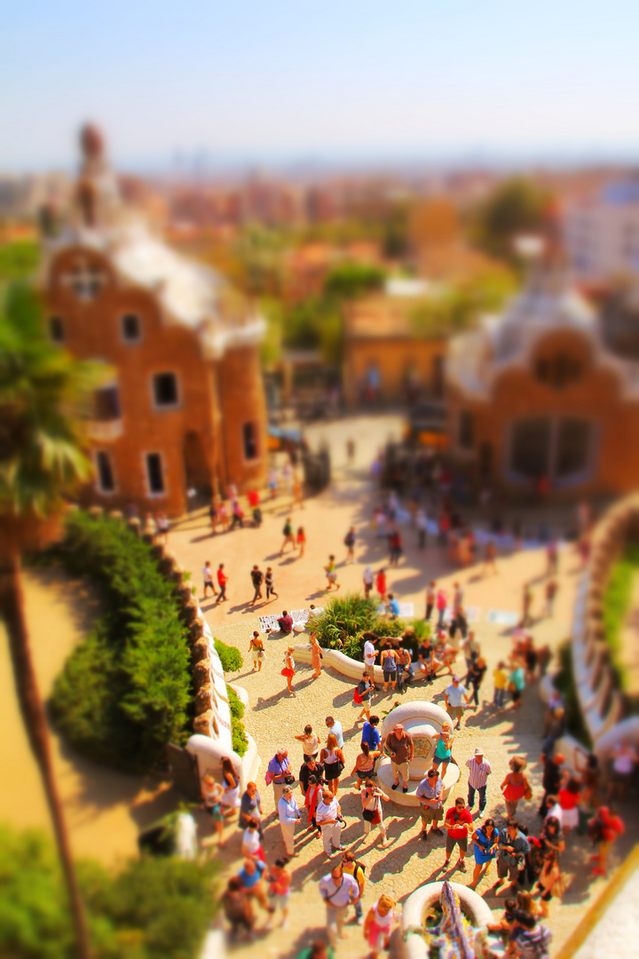 Parc Guell TS