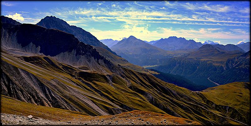 Parc National Suisse;GR;CH