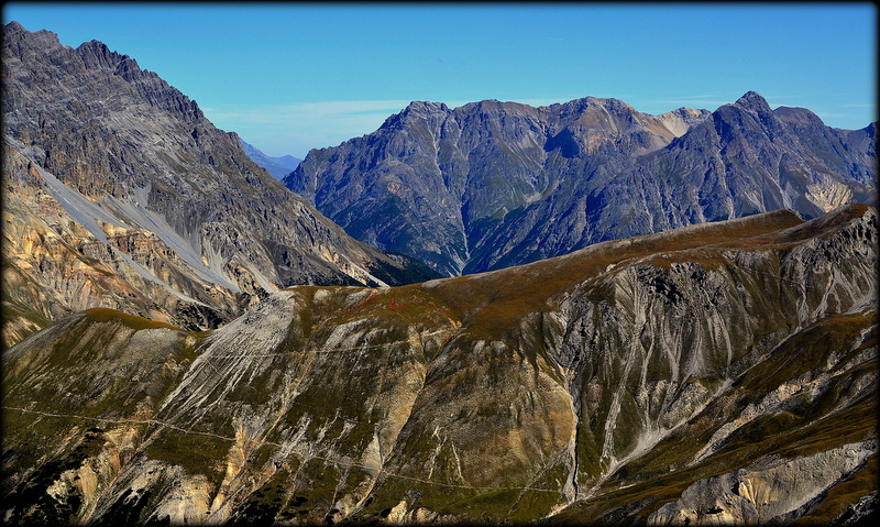 Parc National Suisse;GR;CH;Zernez-Tarasp