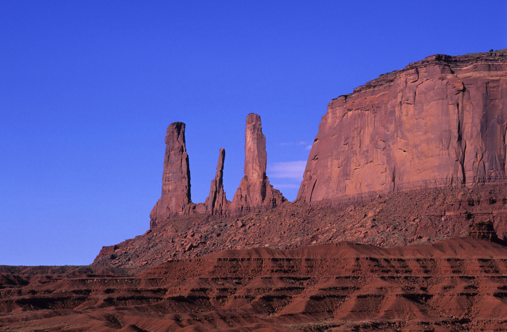 PARCHI AMERICANI DEL SUD OVEST - MONUMENT VALLEY