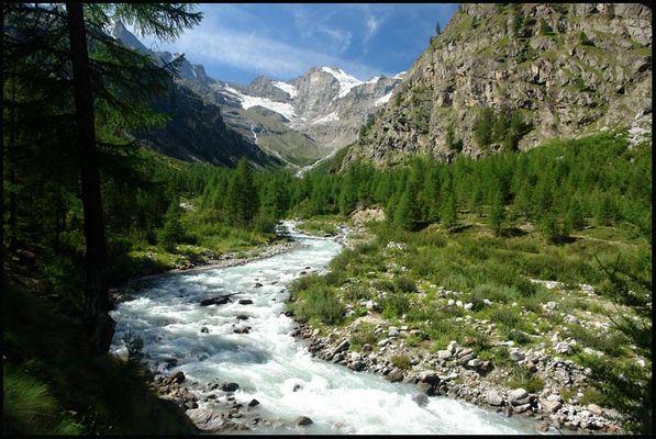 Parco Nationale del Gran Paradiso