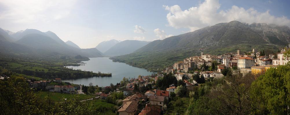 Parco Nazionale d'Abruzzo, Lago di Barrea