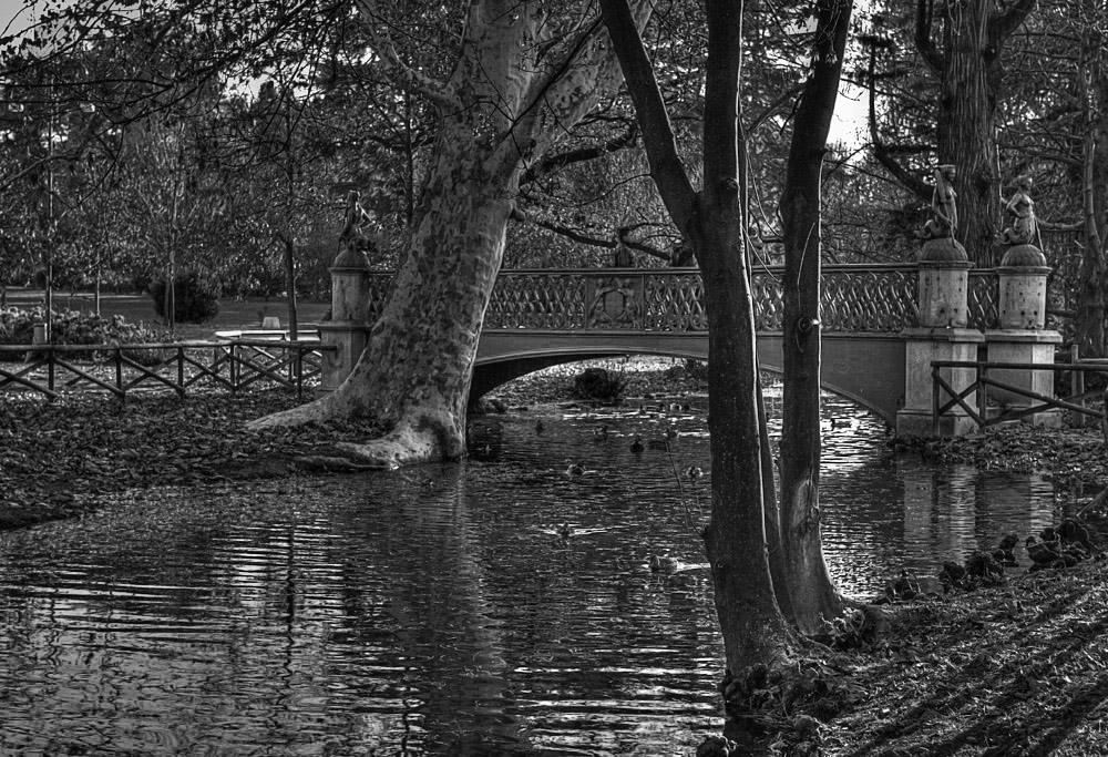 Parco Sempione ( III ) Milano