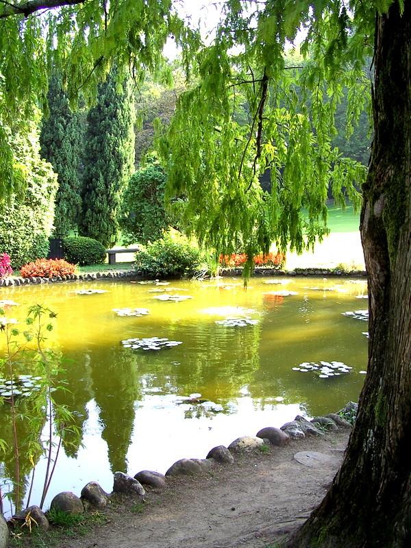 Parco Sigurta Giardino.