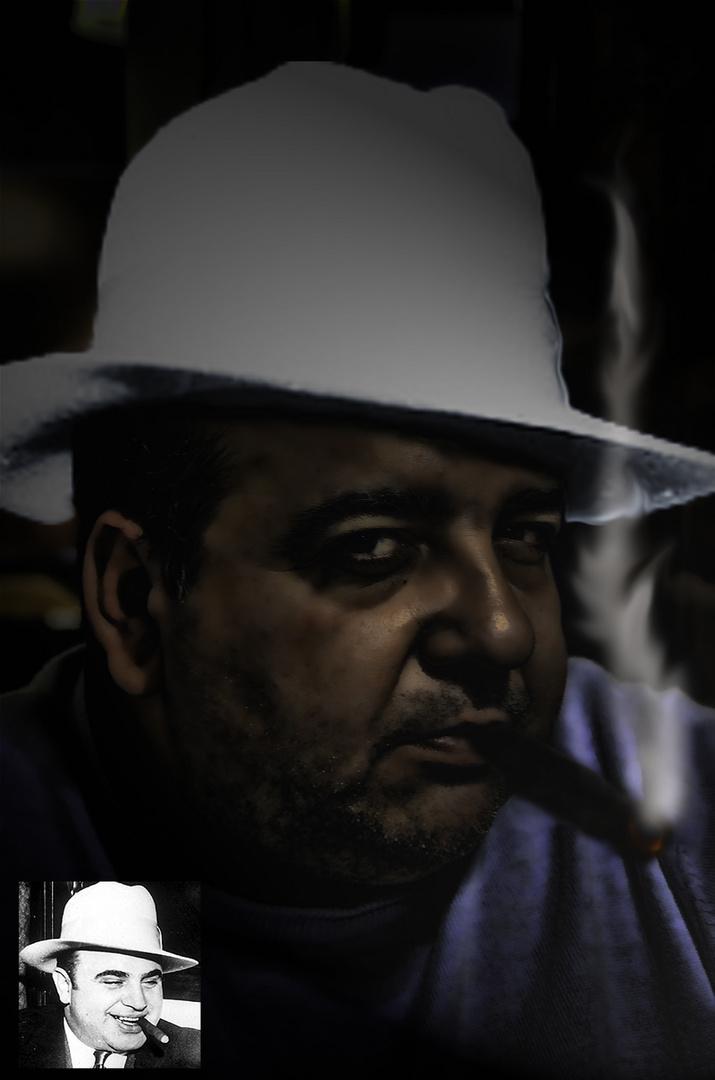 Parecidos Razonables (Alfonso Capone y Jorge Rodriguez Mesias)