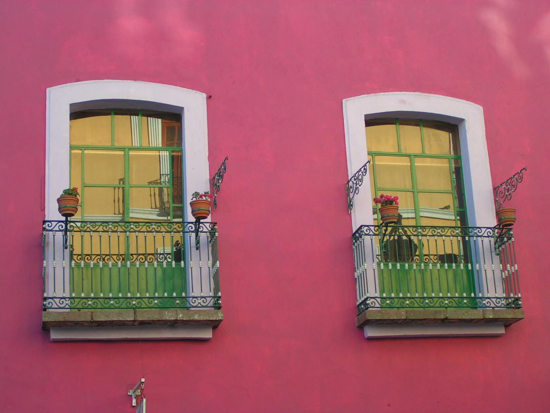 Pareja en Puebla