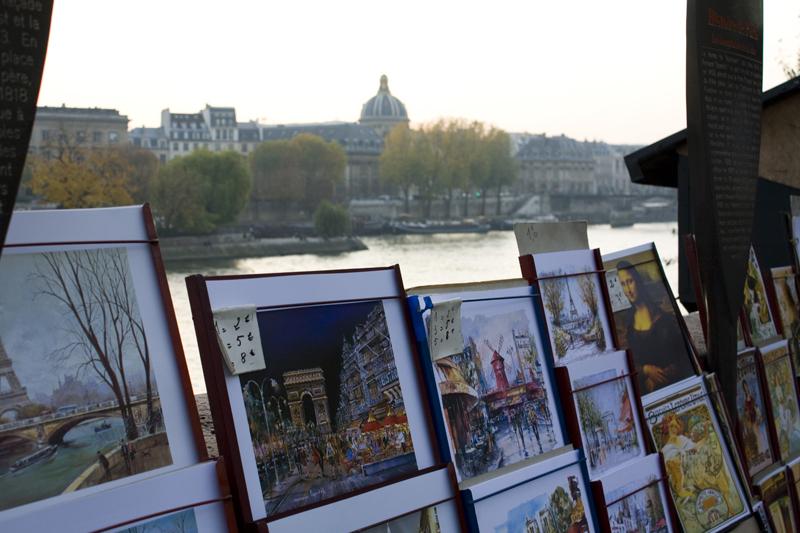 Parigi lungo la Senna