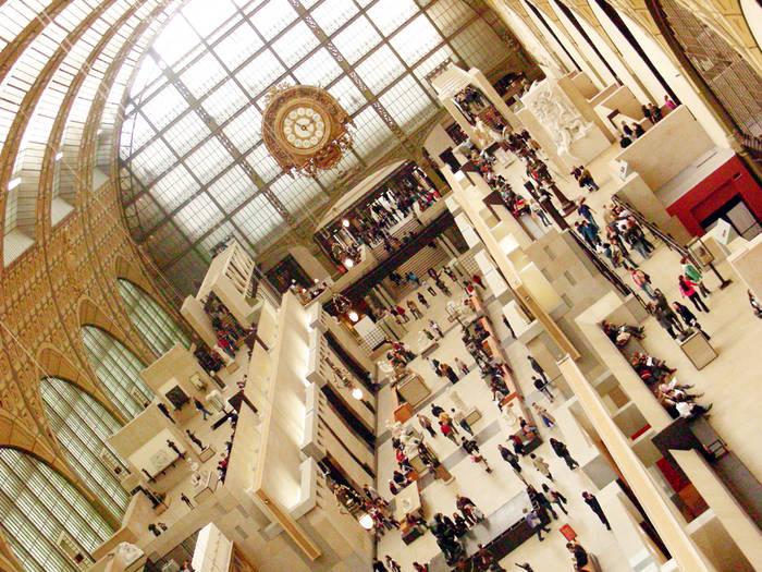 Parigi-Musèe d'Orsay