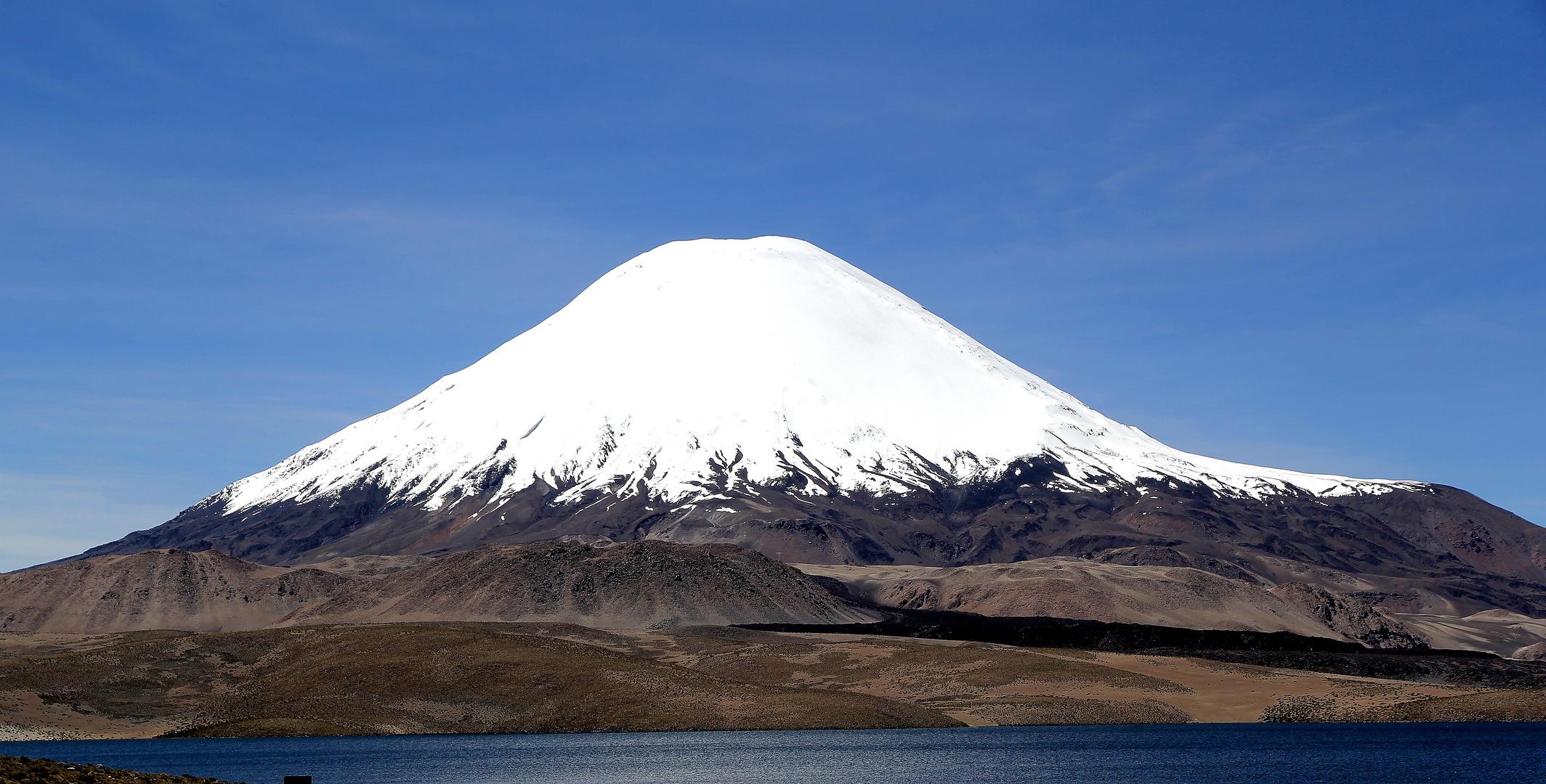 Parinacota 6200m über NN Chile