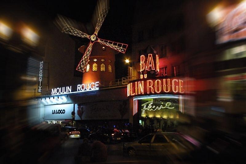 Paris 2003 - Moulin Rouge