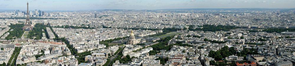 Paris 2007 - Panorama