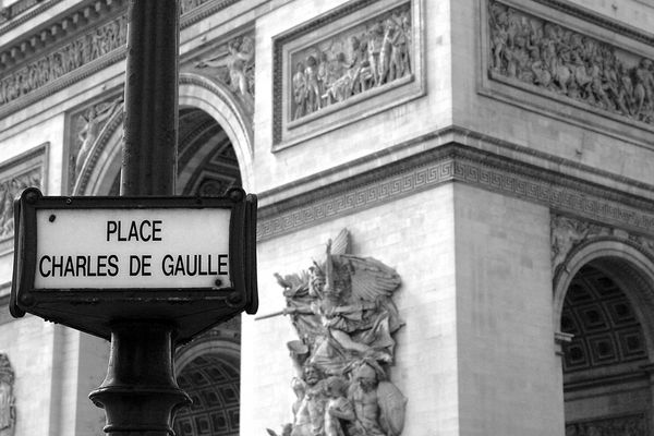 Paris 2007 - Place Charles de Gaulle